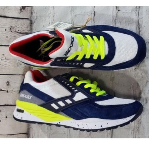 909e91d5b09 Brooks Other - NEW Brooks City Regent Running Sneaker Peacoat